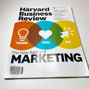 Harvard Business Review July-August 2014